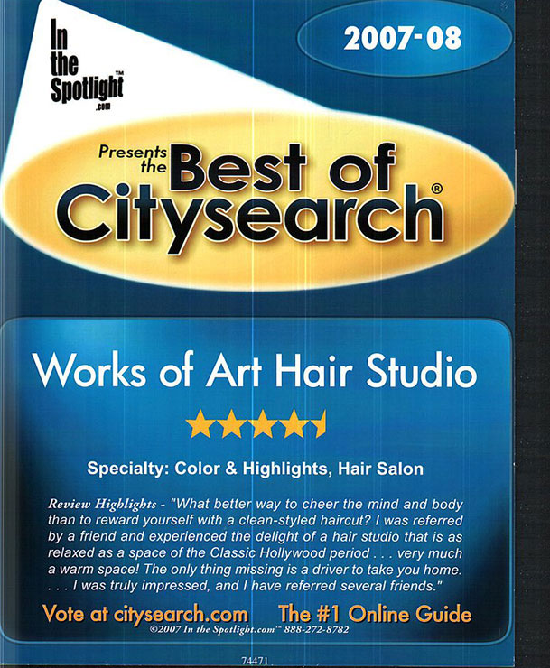 best salon los angeles