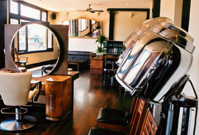 Hair Salon in Los Feliz